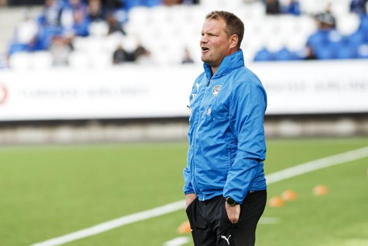 Hyvä peli, laatupaikkoja oli, vain maali jäi puuttumaan, Hakan valmentaja Teemu Tainio sanoi. LEHTIKUVA / Roni Rekomaa