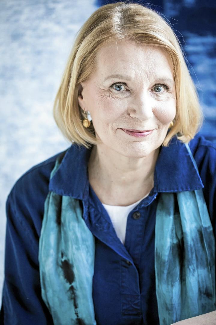 Heidi Köngäs kertoo Marja Rankkalan ja Olavi Paavolaisen arvaamattomasta rakkaussuhteesta.