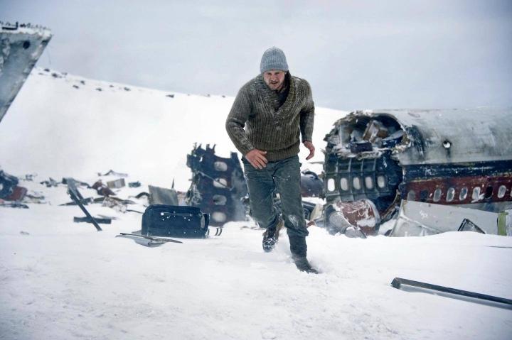 The Grey - Suden hetki: Liam Neeson. Hero klo 21.00.