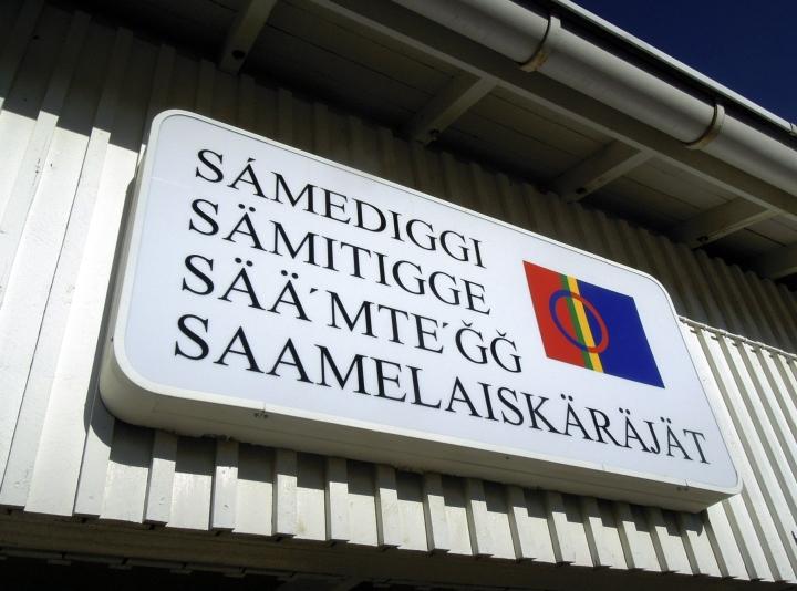 Saamelaiskäräjien valituslupahakemus koski pienimuotoiseksi luonnehdittua koneellista kullankaivua Sodankylässä. LEHTIKUVA / RITVA SILTALAHTI
