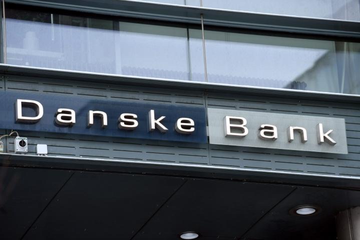 Danske Bankin järjestelmissä on teknisiä häiriöitä, jotka vaikuttavat verkkopankkiin ja mobiilipankkiin kirjautumiseen sekä niissä näkyviin tietoihin. LEHTIKUVA / Vesa Moilanen
