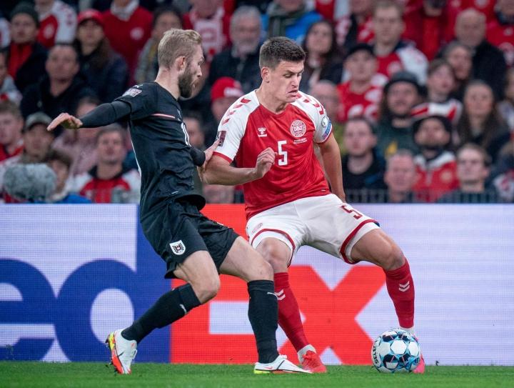 Tanska varmisti tiistaina paikkansa ensi vuonna pelattaviin miesten jalkapallon MM-kisoihin.