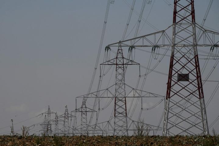 Energiahinnat euroalueella nousivat 17,4 prosenttia, kertoo Eurostat. LEHTIKUVA/AFP