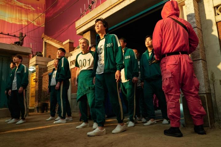 Squid Game on noussut Netflix-listojen kärkeen yli 80 maassa. LEHTIKUVA/AFP
