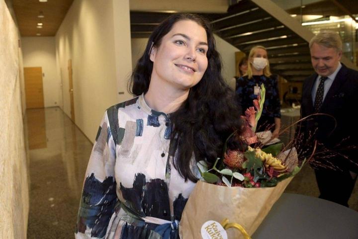Emma Karista tulee ympäristö- ja ilmastoministeri.