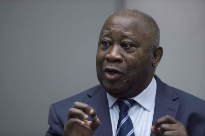 Kansainvälinen rikostuomioistuin vapautti Gbagbon syytteistä tammikuun puolivälissä. LEHTIKUVA/AFP
