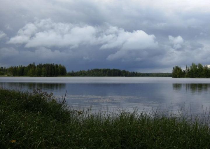 Alkavalla viikolla Suomessa saadaan monenmoista säätä. Lehtikuva / Ritva Siltalahti