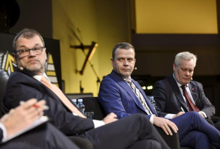 Suomella on edessään samanlainen tilanne kuin vuonna 1999, jolloin puheenjohtajakausi seurasi eduskuntavaaleja. LEHTIKUVA / MESUT TURAN