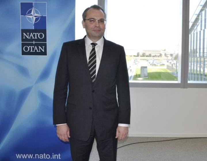 Puolustusministeri Jussi Niinistön mukaan Suomi on koettu kiinnostavana kumppanimaana. LEHTIKUVA / ANNIINA LUOTONEN