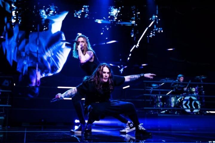 Suomen edustaja Euroviisuissa on Blind Channel kappaleella Dark Side. LEHTIKUVA / HANDOUT / MIIKKA VARILA