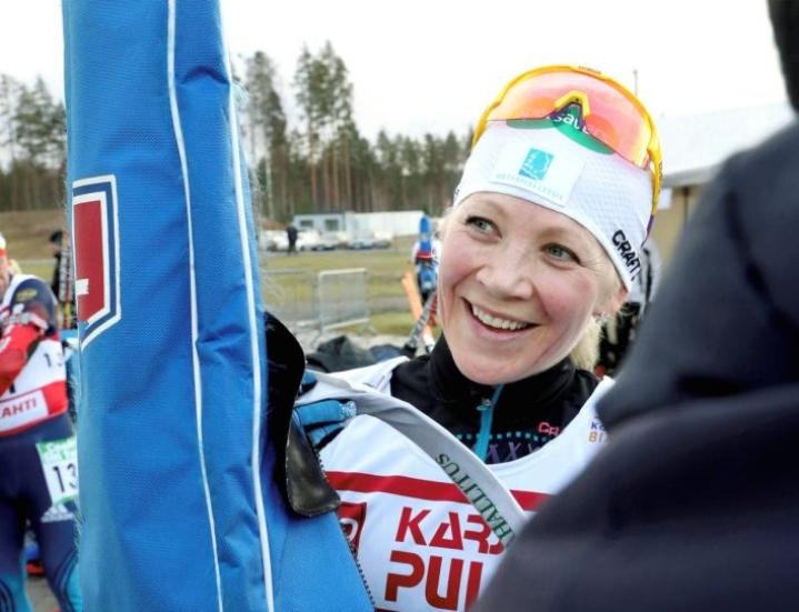 Kaisa Mäkäräinen jatkaa odotetusti uraansa. Hänet nähdään ensi vuonna kolmissa arvokisoissa myös kotistadionillaan.