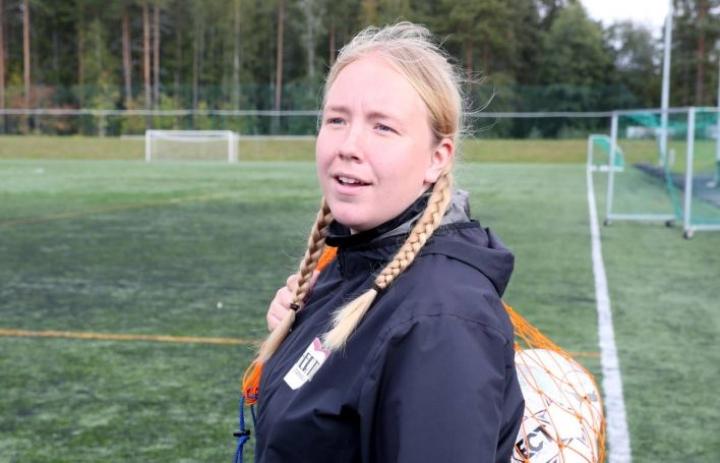 Päävalmentaja Elina Utriainen sanoi, että jäähyväisottelu Hertassa jännitti kuin kauden avausottelut yleensä.