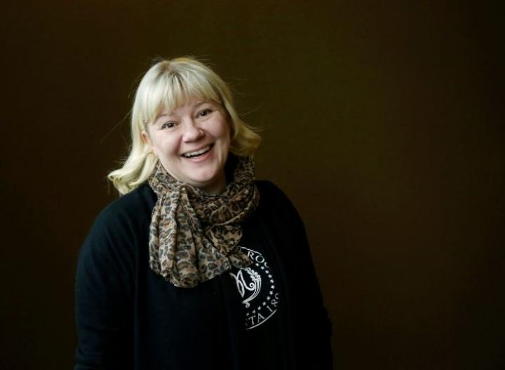 Pohjoiskarjalaisia Twitterissä näkyviä ihmisiä. Katja Kolehmainen löytyy Twitteristä käyttäjätunnuksella @KatjaKolehmaine.