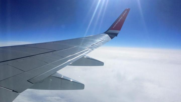 Lentoyhtiö Norwegian ei liity tapaukseen.