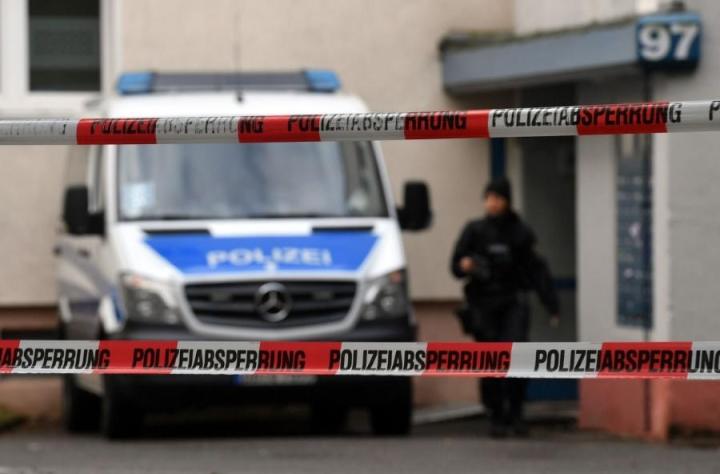 Poliisi sanoi Twitter-viestissä, ettei tiedä missä mies on tai mitä hänellä on mukanaan. Lehtikuva/AFP.