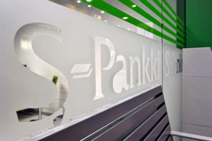 S-Pankin kortit ja verkkopankki toimivat normaaliin tapaan. LEHTIKUVA / IRENE STACHON