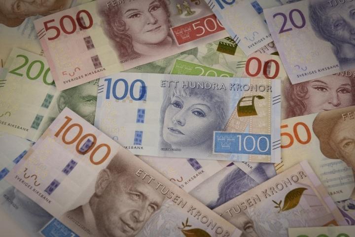 Kuva Ruotsin keskuspankin verkkosivuilta