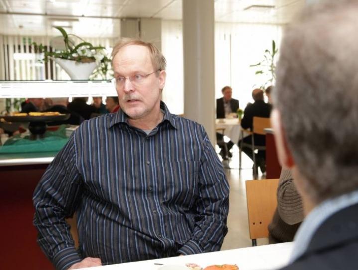 Asiat näyttivät olevan loppurivillä järjestyksessä, kommentoi lieksalainen Osmo Härkönen kokouksessa saamiaan tietoja.