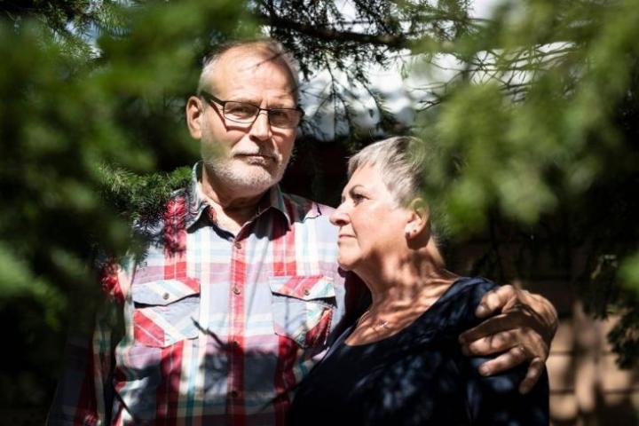 Markku Lehtonen ja Merja Jokela sairastuivat koronaan. Jokela toipui kotona, mutta Lehtonen joutui taistelemaan elämästään.