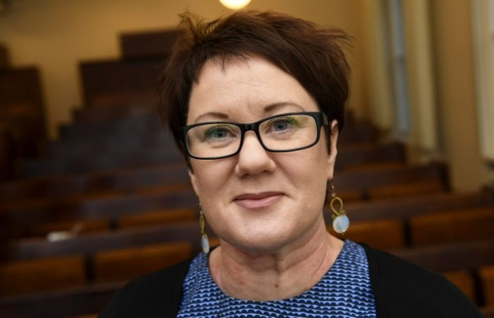 Tutkija Marjo Laitala haastatteli kollegansa Outi Auttin kanssa pääasiassa Pohjois-Pohjanmaalla ja Lapissa asuneita ihmisiä, jotka olivat jatkosodan aikaan lapsia tai teini-ikäisiä. LEHTIKUVA / VESA MOILANEN