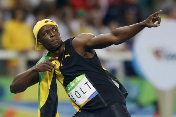 Bolt päättää uransa elokuun MM-kisoihin Lontoossa. Lehtikuva / Cornelius Poppe