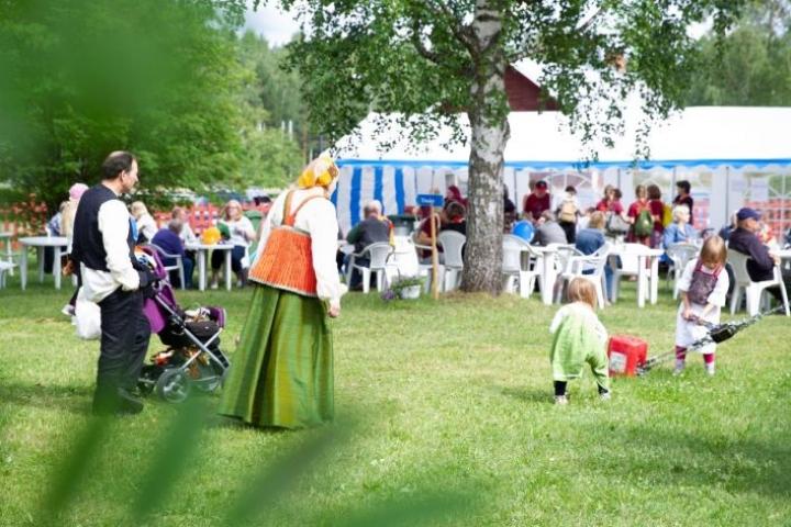 Kihaus Folk -festivaalin sijaan Rääkkylässä luvassa on pienimuotoisia ilmaistapahtumia.