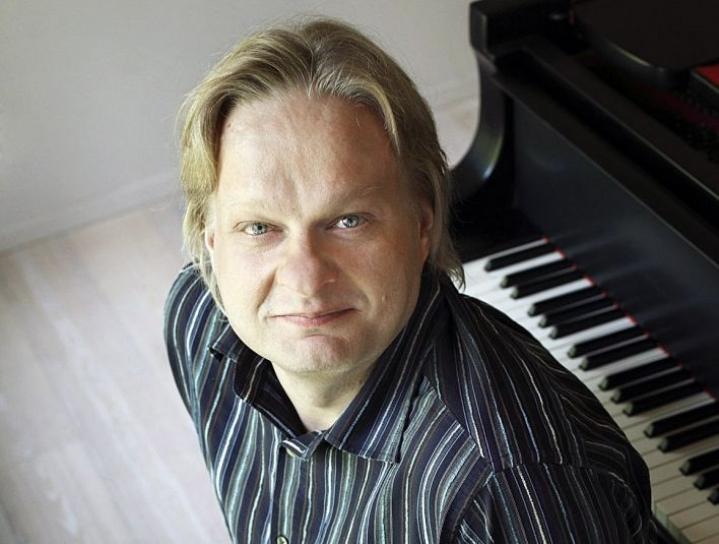 Iiro Rantala on Joensuun kaupunginorkesterin taiteellinen partneri.