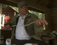 Tarezoppa: Kebabia avotulella
