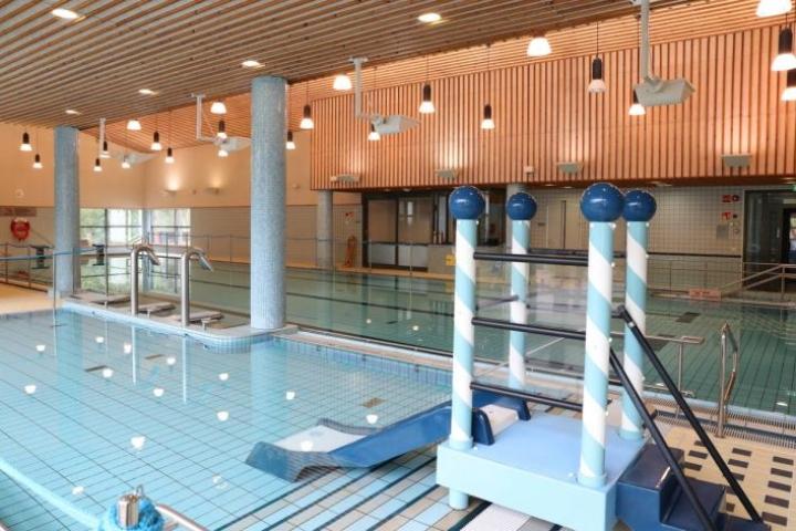 Liprakan uimahalli ja kuntosali avautuivat yleisölle peruskorjauksen jälkeen syyskuussa.