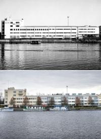Muuttunut kaupunkikuva: Aittaranta