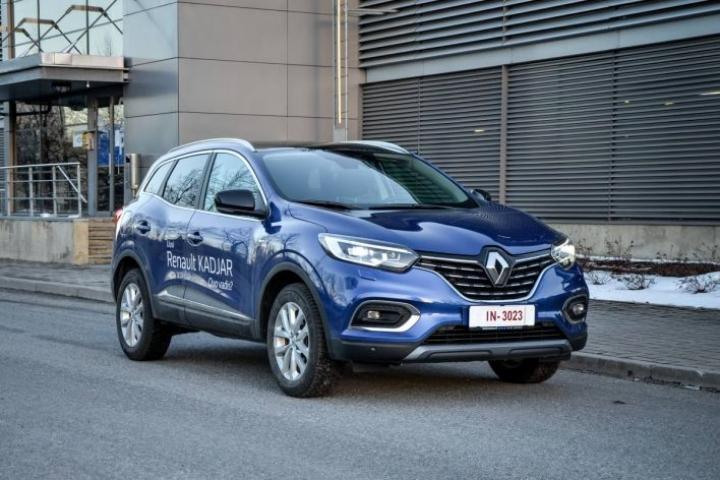 Renaultin ulkoiset muutokset ovat varsin huomaamattomia.