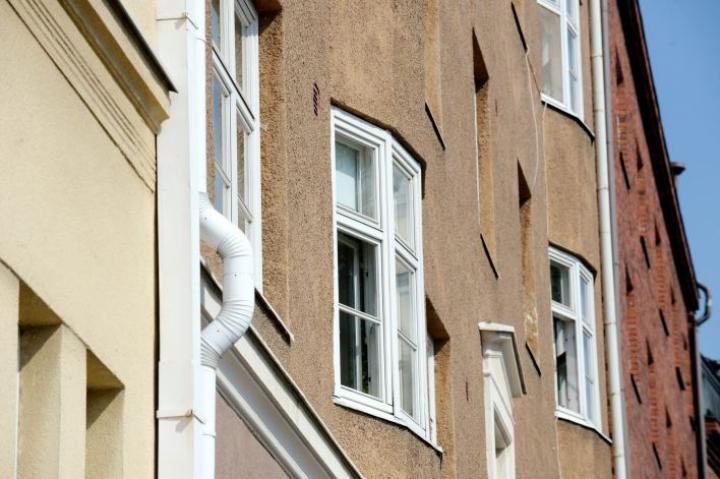 Asuntokauppa on tänä vuonna käynyt viime vuotta vilkkaammin. LEHTIKUVA / MIKKO STIG