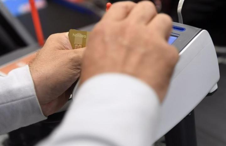 Nordea kertoi pankkipalvelujen toimivan jälleen normaalisti. Lehtikuva / Vesa Moilanen