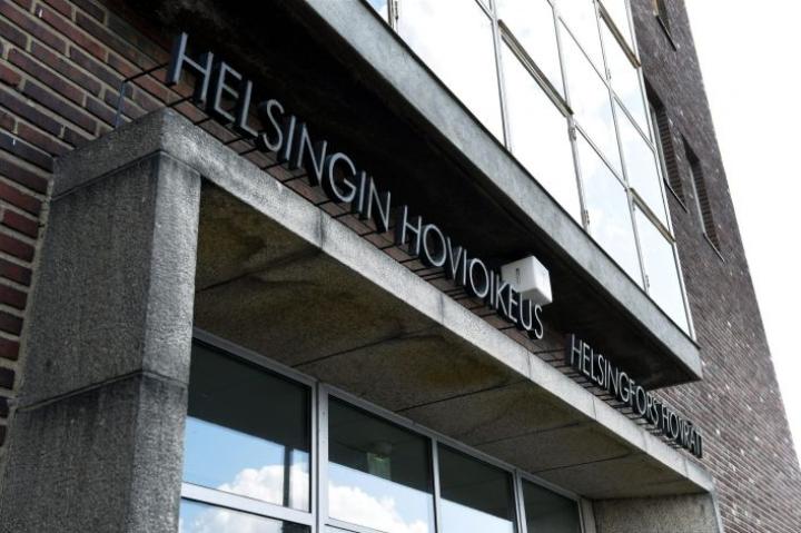 Asia menee seuraavaksi Helsingin hovioikeuden puntaroitavaksi. Koska kyseessä on riitajuttu, oikeuden pitää ensin päättää, myöntääkö se jatkokäsittelylupaa. Jos hovioikeus myöntää luvan, se ottaa asian varsinaiseen käsittelyyn. LEHTIKUVA / Emmi Korhonen
