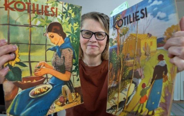 Seija Aunila teki väitöskirjansa Kotiliesi-lehden propagandasta talvi- ja jatkosodan aikana. Aunila väitteli tohtoriksi Jyväskylän yliopiston nykykulttuurin tutkimuksen oppiaineesta syyskuussa 2020.