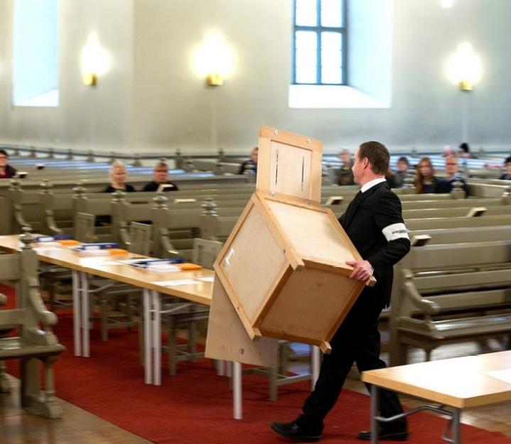 Valtakunnallinen äänestysprosentti viime seurakuntavaaleissa oli vain 15,5, nuorten osalta vielä tätäkin vaatimattomampi.