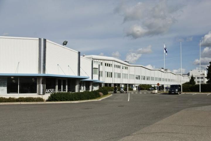 Uudenkaupungin autotehtaan työntekijä sai mystisiä oireita kahvitauolla. LEHTIKUVA / RONI REKOMAA