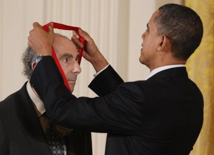 Rothia on kuvattu yhdysvaltalaisen yhteiskunnan terävänä kriitikkona. LEHTIKUVA/AFP