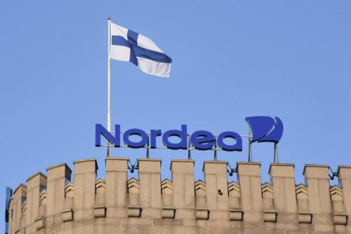Nordealla on aikeita muuttaa tytäryhtiöitään sivukonttoreiksi. LEHTIKUVA / TEEMU SALONEN