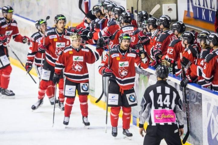 Jokipojat ja Oskari Lehtinen juhlivat toisessa erässä, mutta kaikki muuttui päätöserässä.