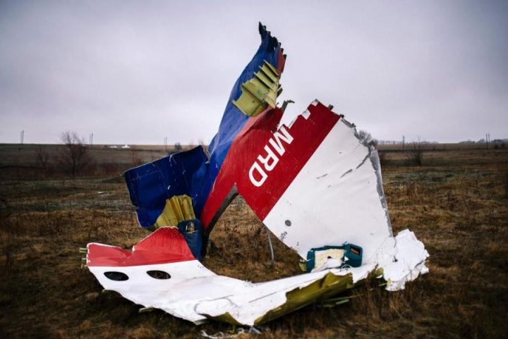 Kansainvälisen onnettomuustutkinnan mukaan malesialaiskoneen pudotti venäläisvalmisteinen Buk-ilmatorjuntaohjus. LEHTIKUVA/AFP