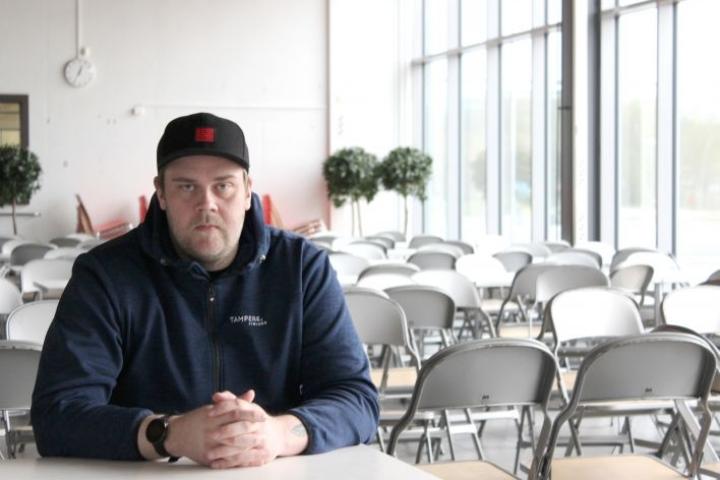 Joensuun Mailasta  Manse PP:hen siirtynyt lyöjäjokeri Juha Niemi etsii Tampereelta seuraavaa tasoa urheilijan urallaan.