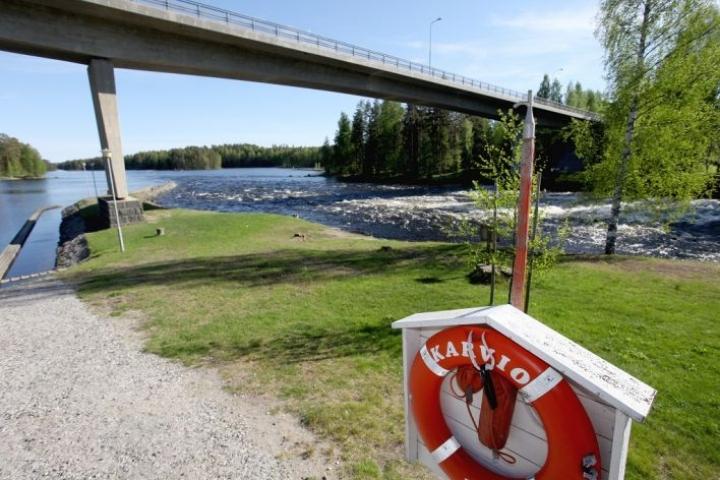 Heinävedelle Karvion sillan viereen rakennetaan mahdollisesti jo lähivuosina uusi silta ajoneuvoliikenteelle, ja nykyinen silta jää kevyen liikenteen käyttöön.
