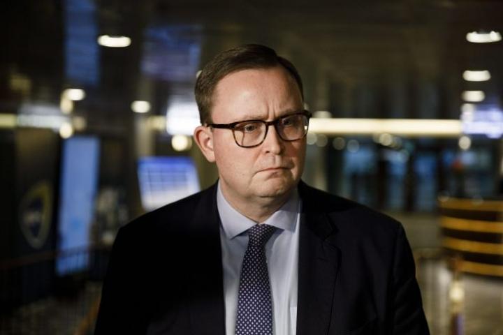 Paltan toimitusjohtajan Tuomas Aarton mukaan ennen koronakriisiä sovittujen työehtosopimusten toteuttaminen on monille aloille mahdotonta. LEHTIKUVA / SEPPO SAMULI