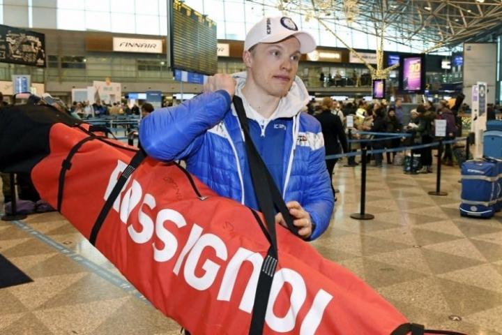 Iivo Niskanen on yksi Suomen suurimmista mitalitoivosta Pyeongchangissa.