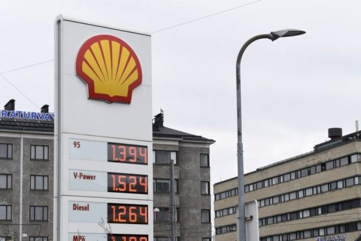 Öljyn hinta on laskenut rajusti viime päivinä.