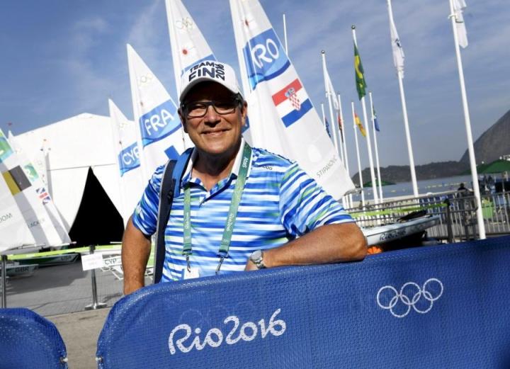 Risto Nieminen on johtanut Suomen Olympiakomiteaa vuodesta 2012. Kuva: Lehtikuva/Martti Kainulainen