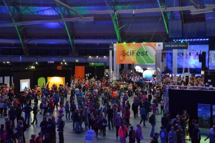 SciFest on vuosittain Joensuussa järjestettävä tiedetapahtuma.