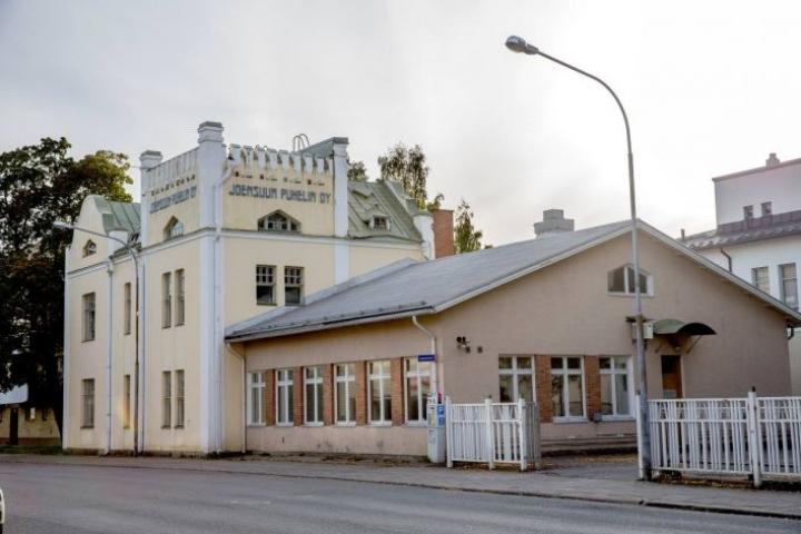 Avustusta sai esimerkiksi Joensuun keskustan entinen puhelinlaitoksen toimitalo.