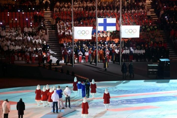 Iivo Niskanen toi Suomelle olympiakultaa 50 kilometrin hiihdosta.